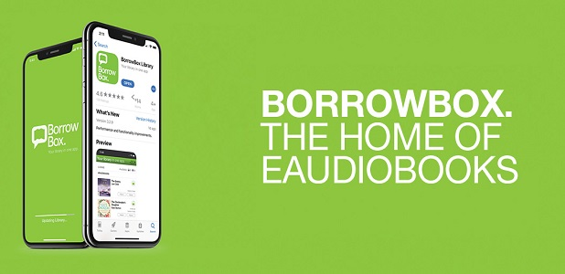 BorrowBox audiobooks
