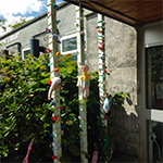 Join the Torbay Yarn Bombers to create some beautiful knits.