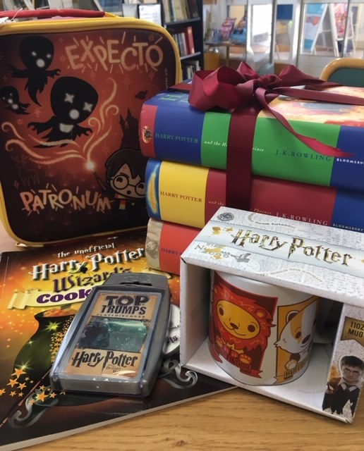 Join us for a day of Hogwarts themed ideas and activities to do at home. With regular posts throughout the day and ending with a Harry Potter themed virtual escape room.