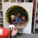 Settle down and listen to some lovely stories read by our library staff 'live'. Just join our Paignton library facebook page <a href='https://www.facebook.com/PaigntonLibrary/'>Storytime Online</a>